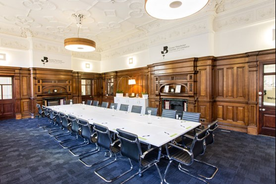 The Boardroom, Greater Manchester Chamber of Commerce