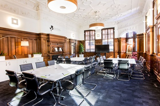 The Boardroom, Cabaret Style, Greater Manchester Chamber of Commerce